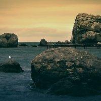 Ряд камней. :: ОЛЕГ ПАНКОВ