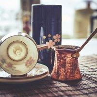 Чай или кофе? :: Наталья Вершинина