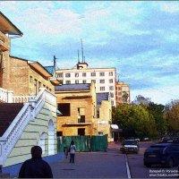 ПРОГУЛКИ ПО ДМИТРОВУ(2) :: Валерий Викторович РОГАНОВ-АРЫССКИЙ