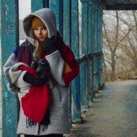 На самом деле очень, очень и очень холодно))) :: Анастасия Михалева