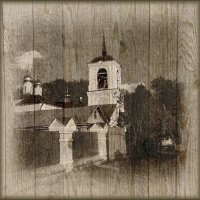 Подмосковные церкви. :: анна нестерова