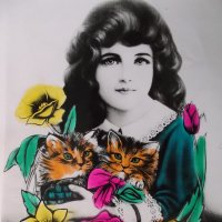 старинная открытка :: Irina
