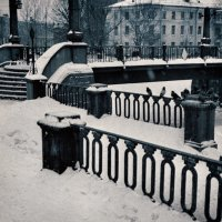 Зимний сюжет 15 :: Цветков Виктор Васильевич