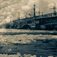 Мост :: Татьяна Бакулина