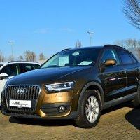 Audi Q3.2.0 TDI:-- :: Schbrukunow Gennadi
