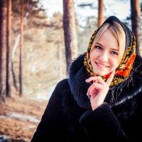 Русская красавица :: Юлия Плескач