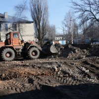 На месте пожара 2 :: Сергей Касимов