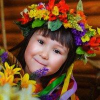 В цветах.. :: Олеся (Лесика) Касьянова