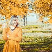 рыжая осень :: Елена Полякова