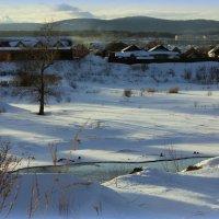 В конце зимы... :: Нэля Лысенко