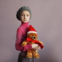 Портрет внучки. :: Валентина Налетова