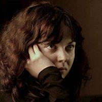 женский портрет :: Роман Прос