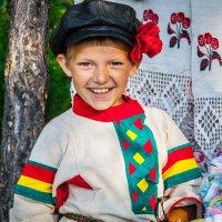 На Бажовском фестивале, 2014г. :: игорь козельцев