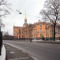 СПб. Михайловский дворец :: Евгений Никифоров