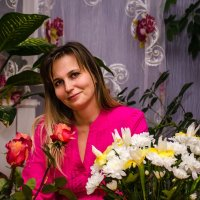 Дарите женщинам цветы! :: Сергей Щербаков