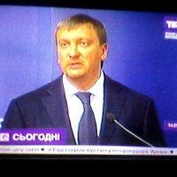 Министр юстиции Украины :: Миша Любчик
