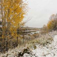 Первый снег :: Валентин Котляров