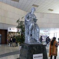 Богини Гигиеи (Hygieia) - это древнегреческая богиня здоровья. :: Наиля