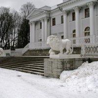 Елагин дворец. :: ТАТЬЯНА (tatik)