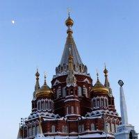 Свято-Михайловский собор в г. Ижевске :: Владимир Максимов