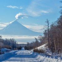 На пути к вулкану :: Денис Будьков