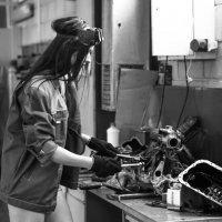 Girl Mechanic :: Надежда Винцковская