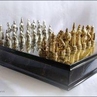 Шахматы. :: Anna Gornostayeva