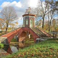 Крестовый мост в Александровском парке. :: Ирина