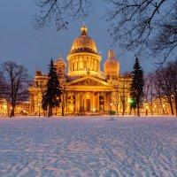 Ночь близка... :: Евгений Никифоров