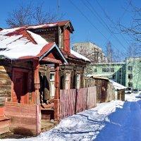 Рязань. 2-й Полевой переулок.(9). :: Лесо-Вед (Баранов)