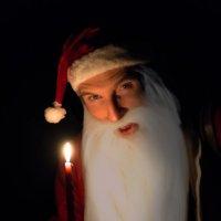 Жуткий Дед Мороз :) :: Аля Хрусталёва