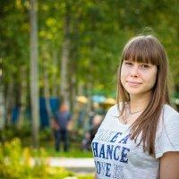 девушка :: Светлана Владимировна