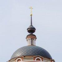 Равнение на крест Христов :: Михаил Тищенко