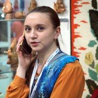 глаза и уши женщины :: Олег Лукьянов