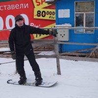Ну почему я не лыжник. :: Серж Поветкин