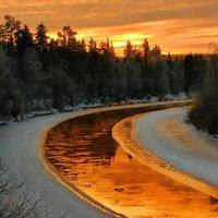 Река Ёна :: Наталья S