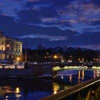 Петербург просыпается :: ник. петрович земцов