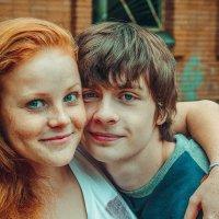 Аня и Виталик :: Евгений Щербаков
