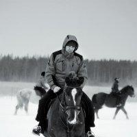 Рустам и Хангай :: Кристина Щукина