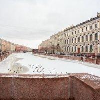 Гранитные берега :: Евгений Никифоров