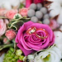 свадебный букет :: Виктория Щурова
