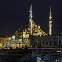 Стамбул на рассвете. :: Ростислав Бычков