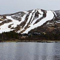 Гейло располагается между Бергеном и Осло на плато Хардангер, на высоте 988 м :: Елена Смолова