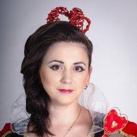 Дама червей :: Катерина Морозова