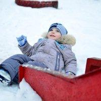 Зима в Анапе...Ура!!! :: Елена Нор