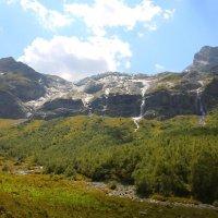 Софийский ледник с водопадами :: Vladimir 070549