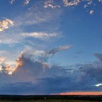 Красивый закат :: Сергей Сёмин