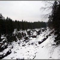 Каньон реки Вуокса :: Вера