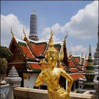 Бангкок-Дворец Короля :: Наталия Григорьева