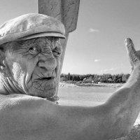 Рыбак с Кубены :: Валерий Талашов